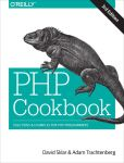 Book Cover Image. Title: PHP Cookbook, Author: David Sklar