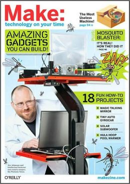 Make: Technology on Your Time Volume 23