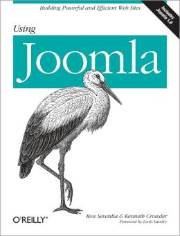 Using Joomla: Building Powerful and Efficient Web Sites