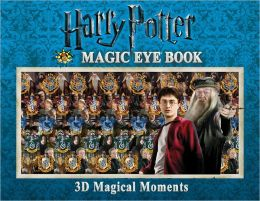 Harry Potter Magic Eye Book: 3D Magical Moments