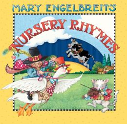 Mary Engelbreit's Nursery Rhymes: A Mini Animotion Book