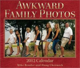 2012 Awkward Family Photos Box Calendar