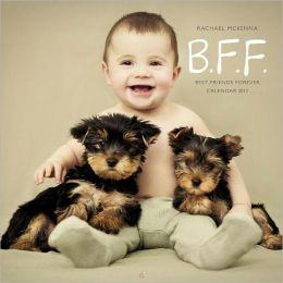2012 B.F.F. (Best Friends Forever) Wall Calendar