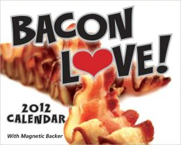 2012 Bacon Love! Mini Box Calendar