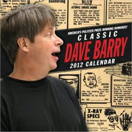 2012 Dave Barry Box Calendar
