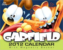 2012 Garfield Mini Box Calendar