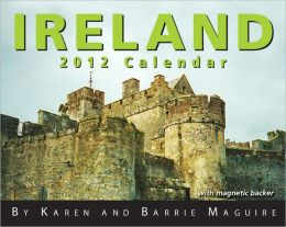 2012 Ireland Mini Box Calendar