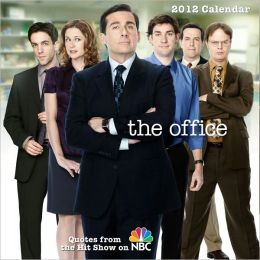 2012 NBC's The Office Box Calendar