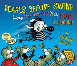 2012 Pearls Before Swine Box Calendar