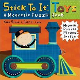 Stick to it Toys: A Magnetic Puzzle Book
