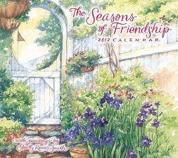 2012 Brookside: Seasons of Friendship, The Wall Calendar