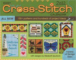 2012 Cross Stitch Box Calendar