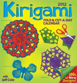2012 Kirigami Box Calendar