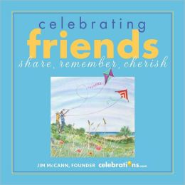 Celebrating Friends Little Gift Book