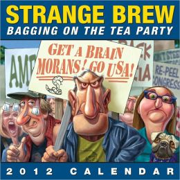 2012 Strange Brew Box Calendar
