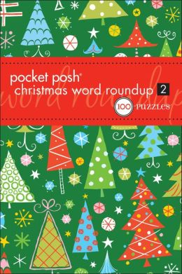 Pocket Posh Christmas Word Roundup 2: 100 Puzzles