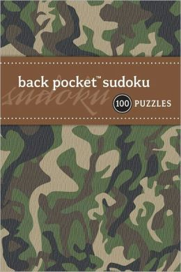 Back Pocket Sudoku: 100 Puzzles