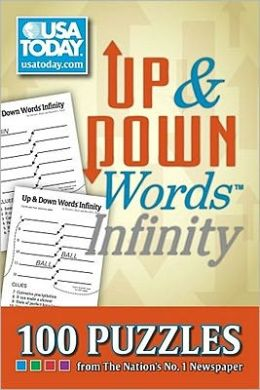 Usa today up amp down words infinity 100 puzzles from the nation s no