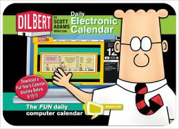 Dilbert: Bubbles Electronic Calendar
