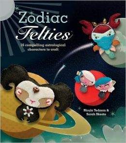 Zodiac Felties: 16 Compelling Astrological Characters to Craft