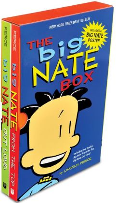 The Big Nate Box By Lincoln Peirce 9781449414108 Paperback Barnes Amp Noble