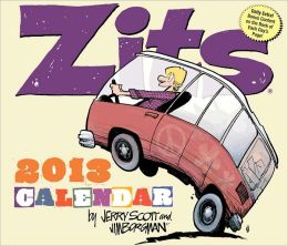 2013 Zits Day-to-Day Calendar