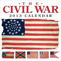 2013 Civil War Day-to-Day Calendar