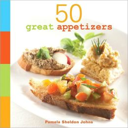 50 Great Appetizers (PagePerfect NOOK Book)