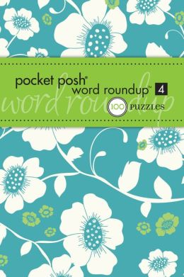 Pocket Posh Word Roundup 4: 100 Puzzles