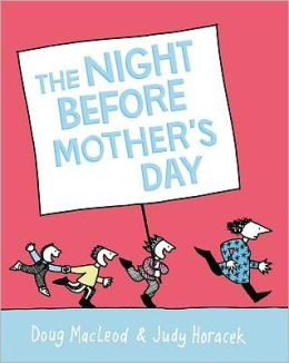 The Night Before Mother's Day Little Gift Book