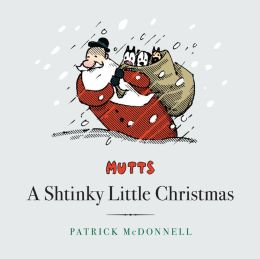 Shtinky Little Christmas Little Gift Book