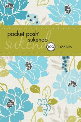 Pocket Posh Sukendo 4: 100 Puzzles