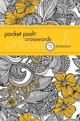 Pocket Posh Crosswords 5: 75 Puzzles