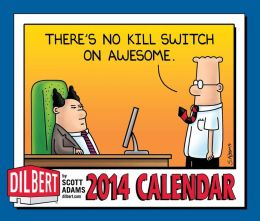 2014 Dilbert Day-to-Day Calendar