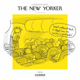2014 Cartoons from The New Yorker Wall Calendar