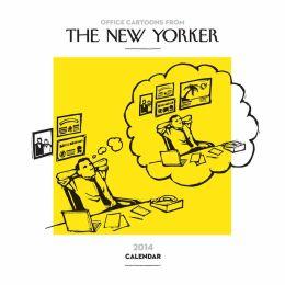 2014 Cartoons from The New Yorker Mini Wall Calendar