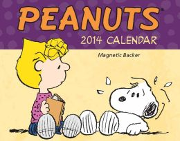 2014 Peanuts Mini Day-to-Day Calendar