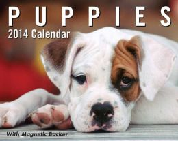 2014 Puppies Mini Day-to-Day Calendar