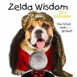 2014 Zelda Wisdom Wall Calendar
