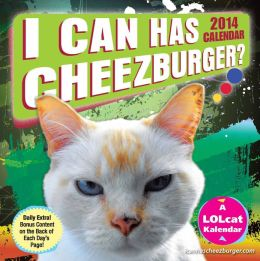 2014 I Can Has Cheezburger? Day-to-Day Calendar