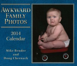 2014 Awkward Family Photos Day-to-Day Calendar