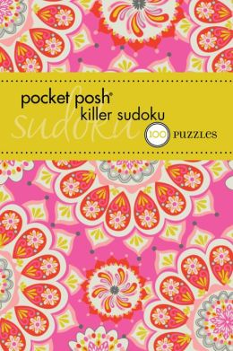 Pocket Posh Killer Sudoku 2: 100 Puzzles