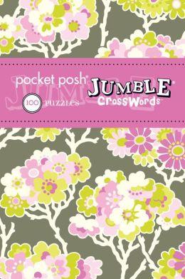 Pocket Posh Jumble Crosswords 4: 100 Puzzles