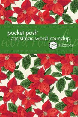 Pocket Posh Christmas Word Roundup 3: 100 Puzzles