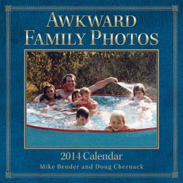2014 Awkward Family Photos Mini Wall Calendar