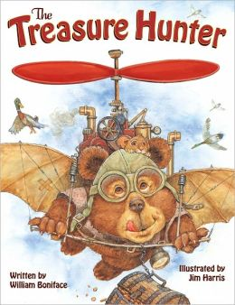 The Treasure Hunter (Propeller Book)