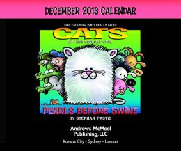 Pearls Before Swine December 2013 Day-to-Day Calendar (PagePerfect NOOK Book)