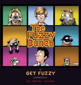 The Fuzzy Bunch (NOOK Comics with Zoom View): A Get Fuzzy Collection