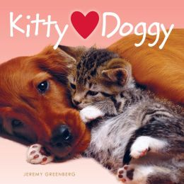 Kitty Hearts Doggy Little Gift Book