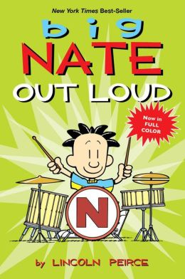 Big Nate Out Loud (NOOK Comics with Zoom View)